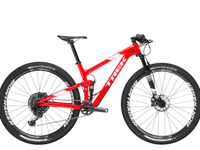 Bike Log: Trek TOP FUEL 9.8 SL
