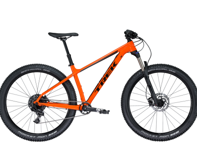Bike Log: Trek ROSCOE 8