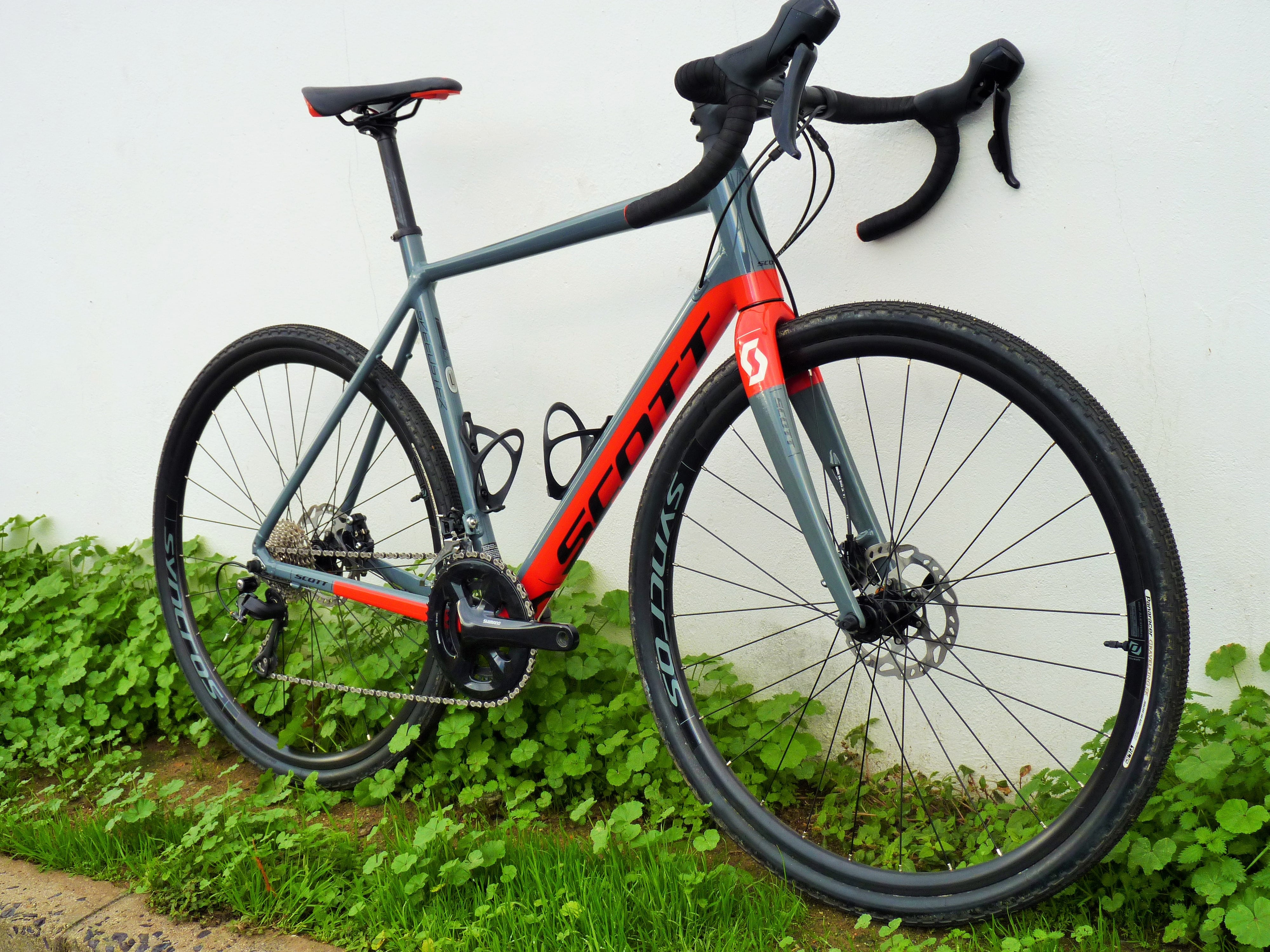 1a806d9e848 2018 SCOTT Speedster Gravel 10 Review – The Swiss Trailblazer ...