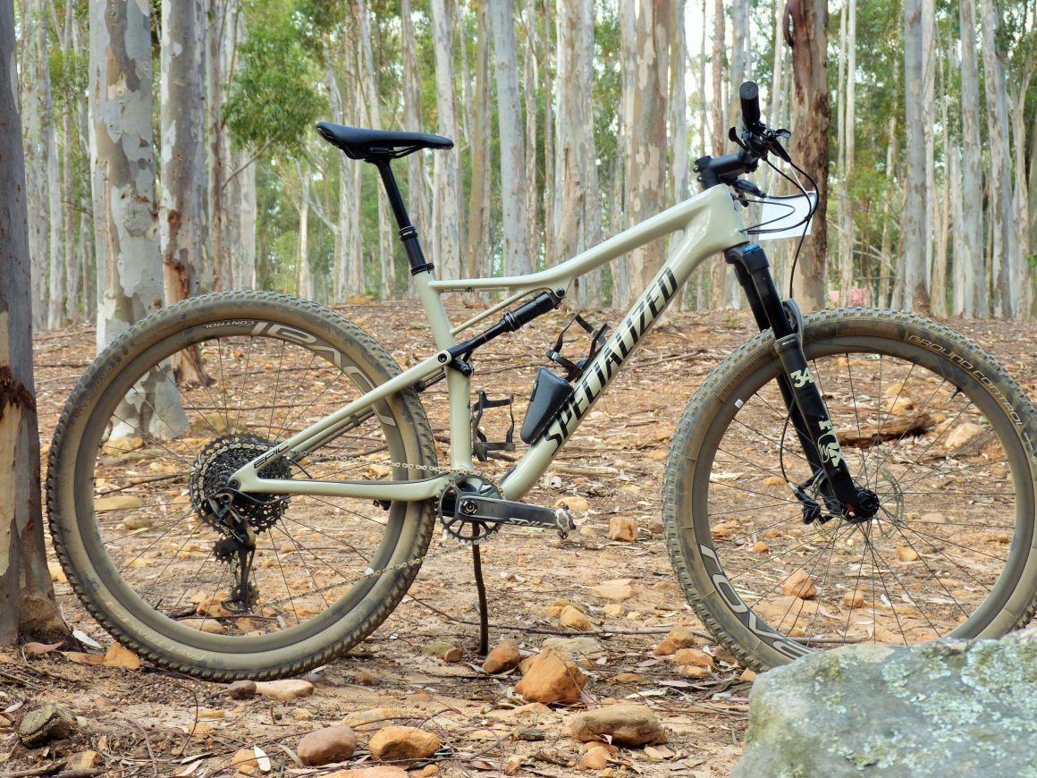 8ec2f963389 ... Specialized's expert craftsmanship with their Roval wheels. Our test  model featured the Control Carbon set, which teamed up with a set of  29×2.3-inch ...