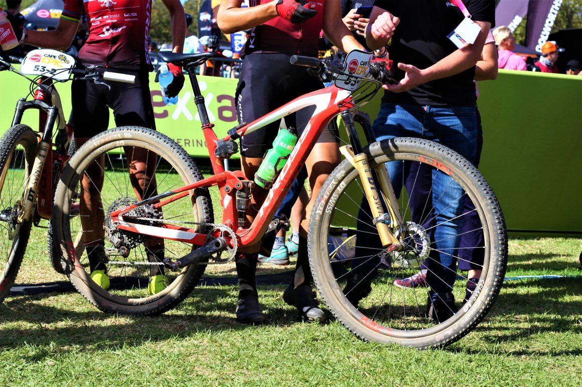 Bike Check: Kross MTB Racing Team | SPARK BIKE