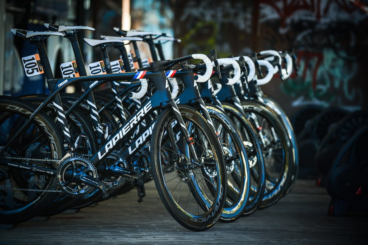 Shimano extends sponsorship with French World Tour team Groupama-FDJ