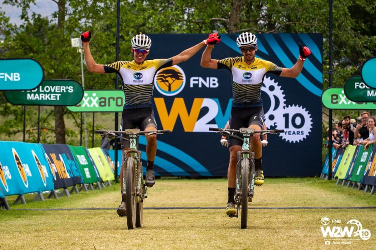 during the 2018 FNB Wines2Whales Shiraz 3 day mountain bike event stage 3 from Oak Valley to Oak Valley. Image by Nick Muzik