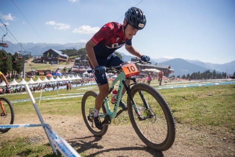 Alan Hatherly Top 10 at Andorra
