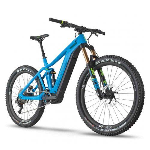 BMC new Trailfox Ebike