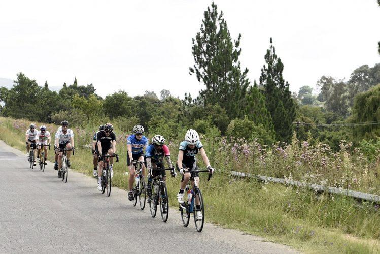 Berge & Dale route LR