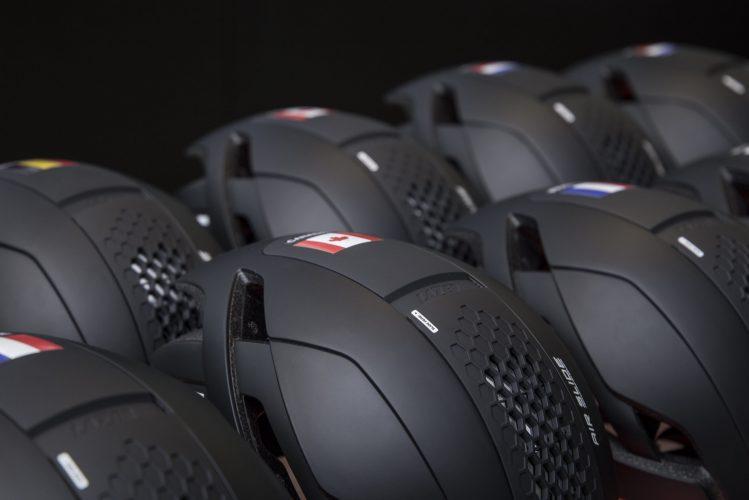 Custom Lazer Bullets for World Championship Road Race