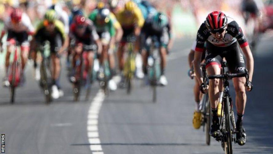 Dan Martin takes Stage 6 of Tour De France 2018