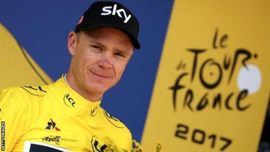 Froome to race 2018 Giro