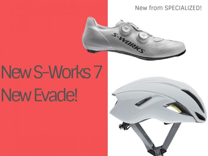 New from Specialized