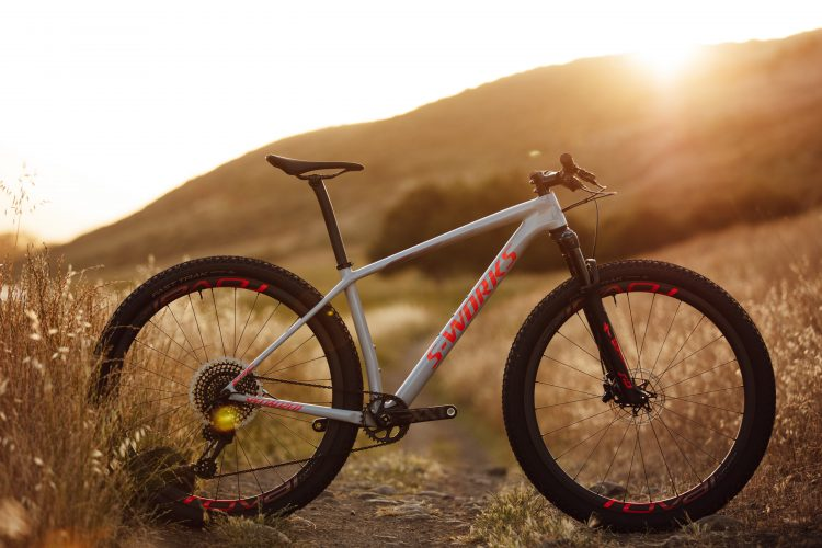 New Specialized Epic Hardtail