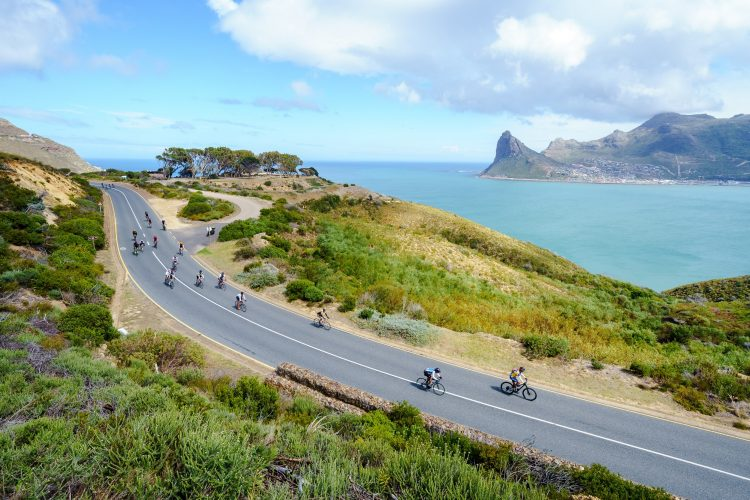 Due to the ongoing Covid-19 pandemic the 2021 Cape Town Cycle Tour has had to be postponed from its traditional March date to later this year. Photo by Chris Hitchcock.