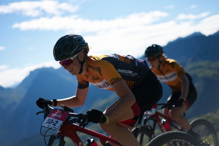 Haley BATTEN during Stage 3 of the 2020 Swiss Epic from Arosa to Arosa, Graubünden, Switzerland on 20 August 2020. Photo by Michael Chiaretta. PLEASE ENSURE THE APPROPRIATE CREDIT IS GIVEN TO THE PHOTOGRAPHER.