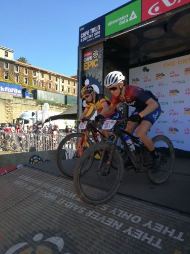 Second Place for Team Spur at 2018 Prologue