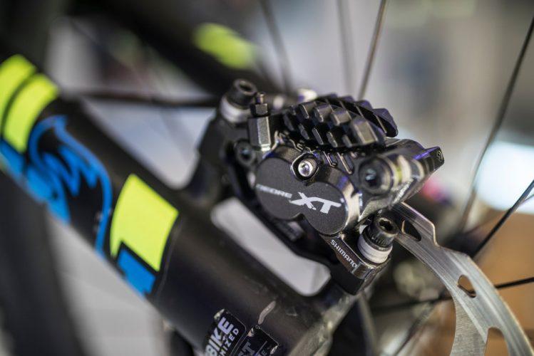 SHIMANO , Eurobike , 29-08-2017 / XT / procycleshots.com / Wouter Roosenboom