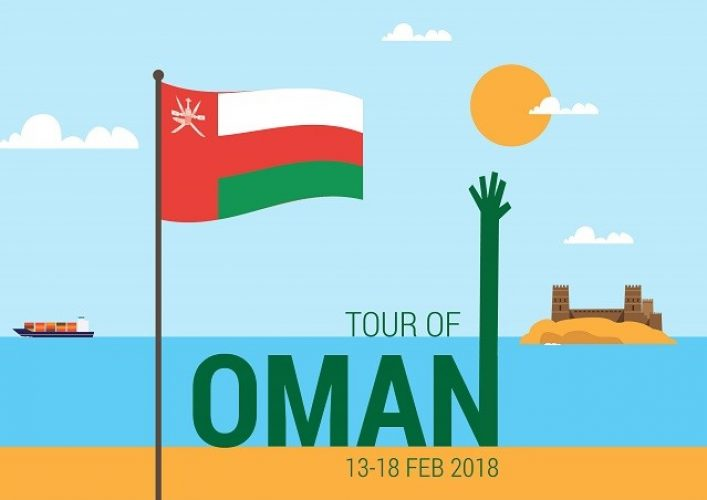 Team Didat 2018 Tour of Oman