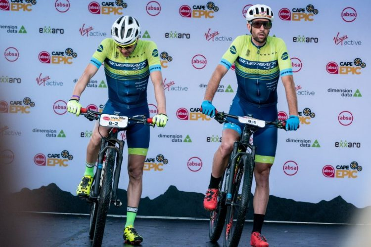 Team SBC withdraw from cape epic