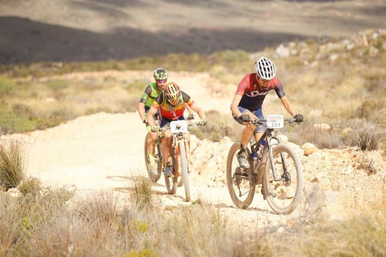 Team Spur on Cape Epic Stage 1
